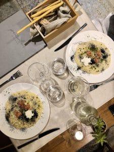 Il risotto di Particolare Milano
