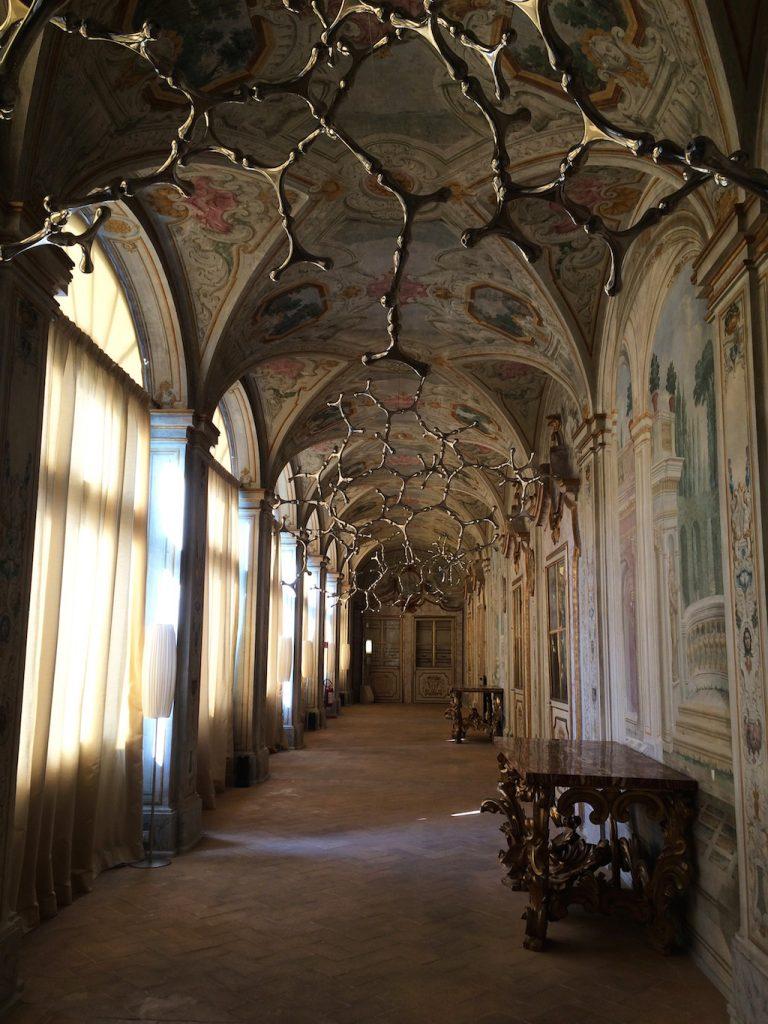 Umbria on the road: Spoleto, Palazzo Collicola
