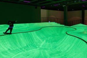 Mostre di dicembre a Milano: OooOoO, skatepark by Koo Jeong A