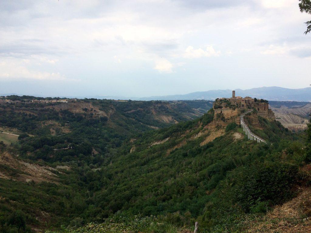 Umbria on the road: Civita di Bagnoregio