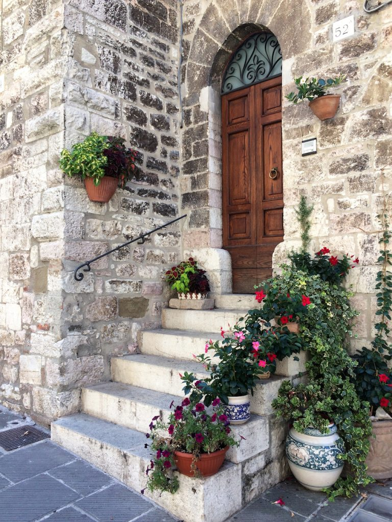 Umbria on the road: Gubbio