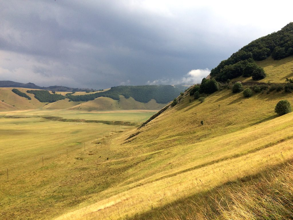 Umbria on the road: Parco dei Monti Sibillini