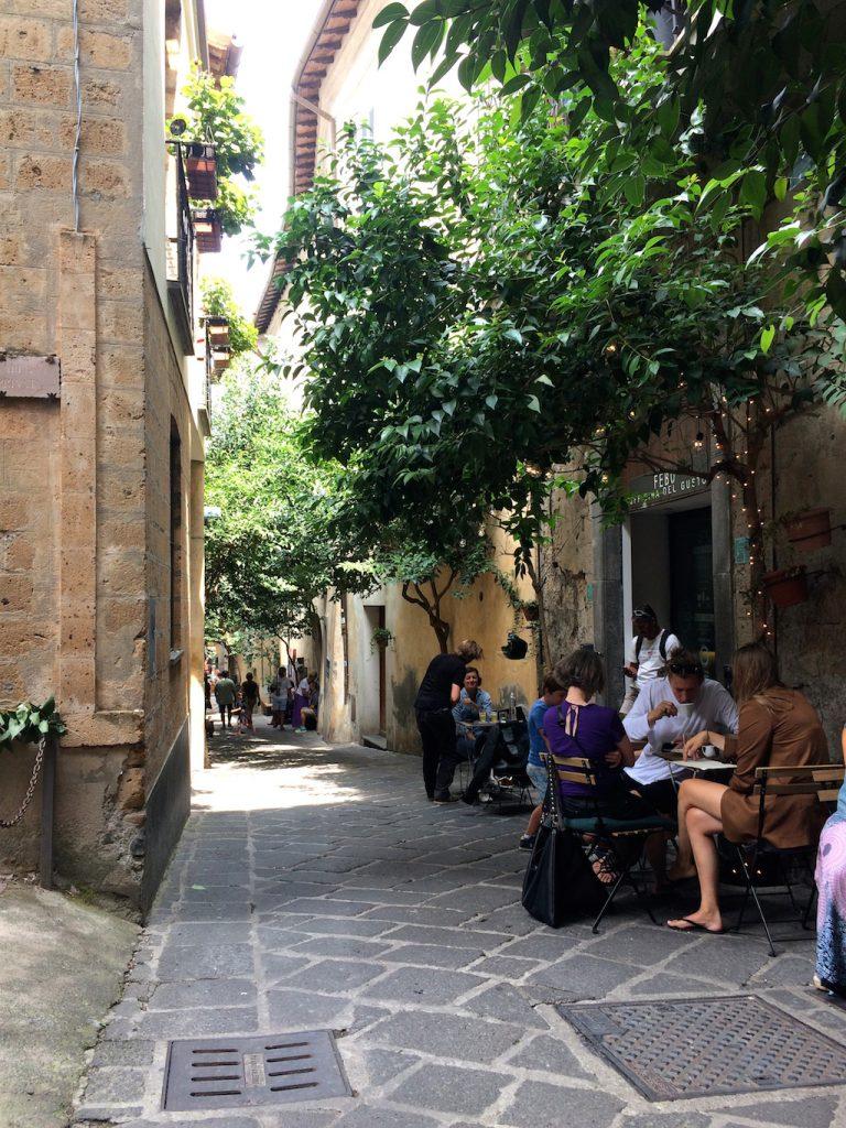 Umbria on the road: Febo Officina del Gusto, Orvieto