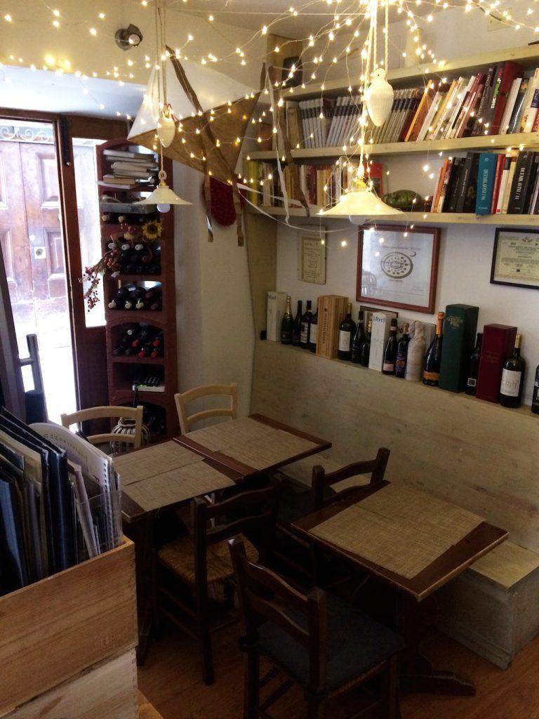 Osteria Km 0, Urbino