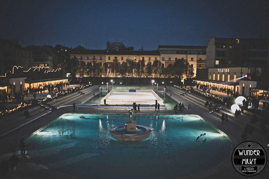 Mercatini di Natale a Milano: Wunder Mrkt ai Bagni Misteriosi