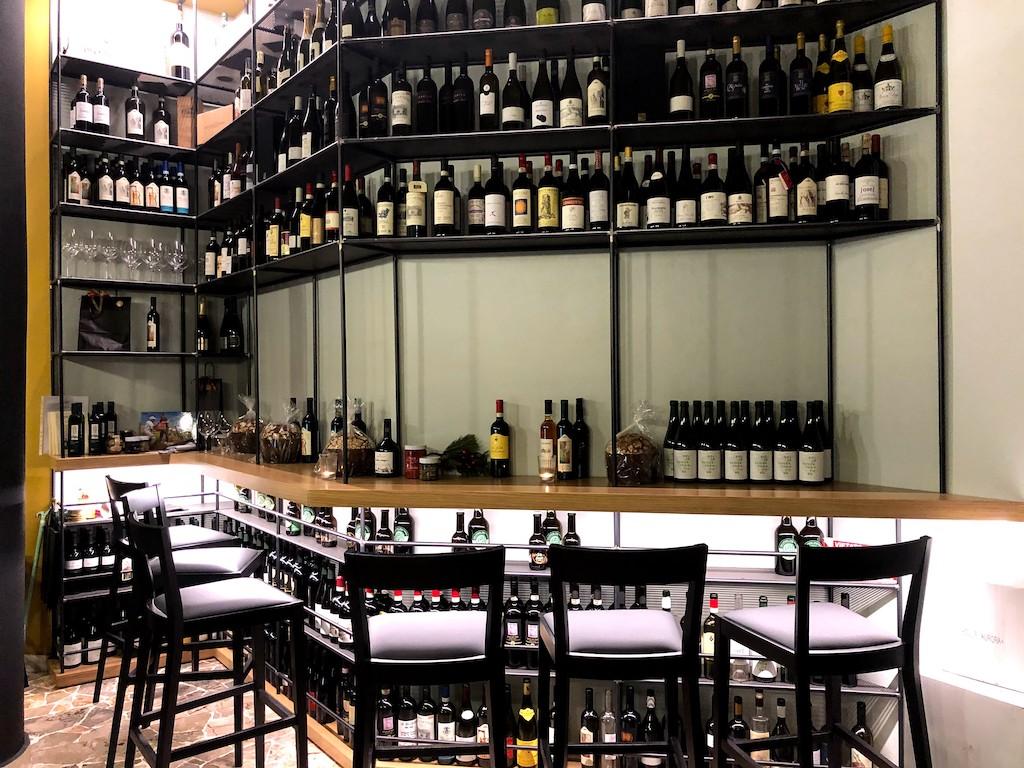 Enoteche a Milano con cucina: Niconoce