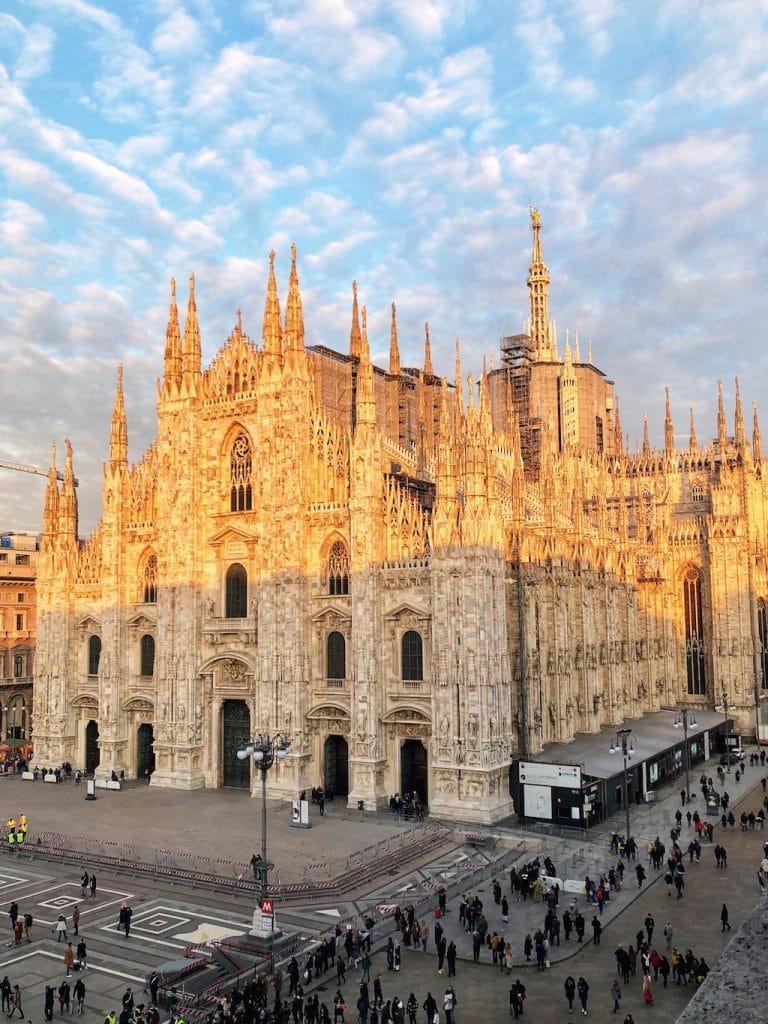 Milano in un giorno: Piazza Duomo