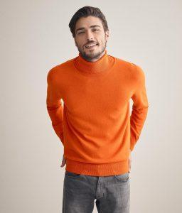 Regali di Natale personalizzati: maglia dolcevita uomo Falconeri