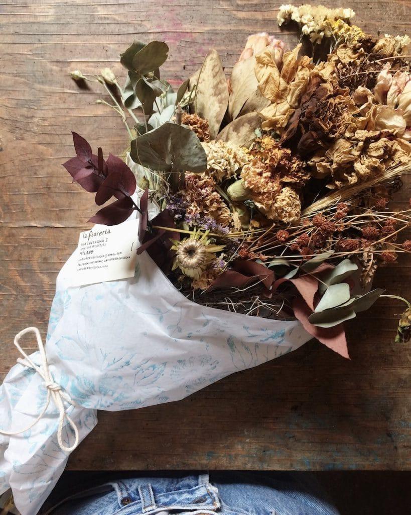 Fiori secchi, La Fioreria Cuccagna