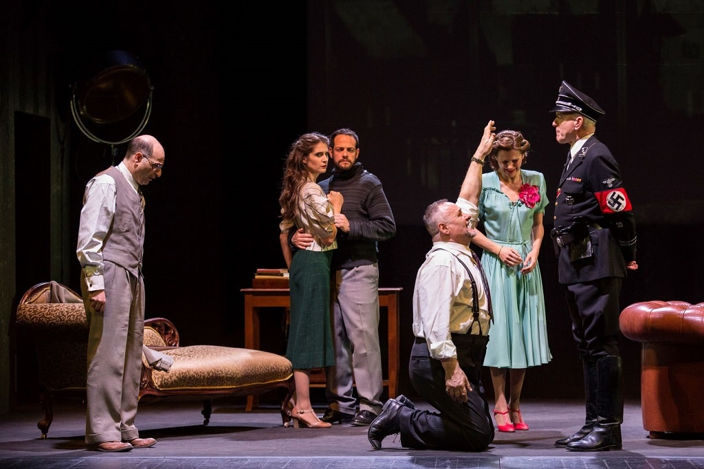 Teatro a Milano a gennaio: La cena delle belve -