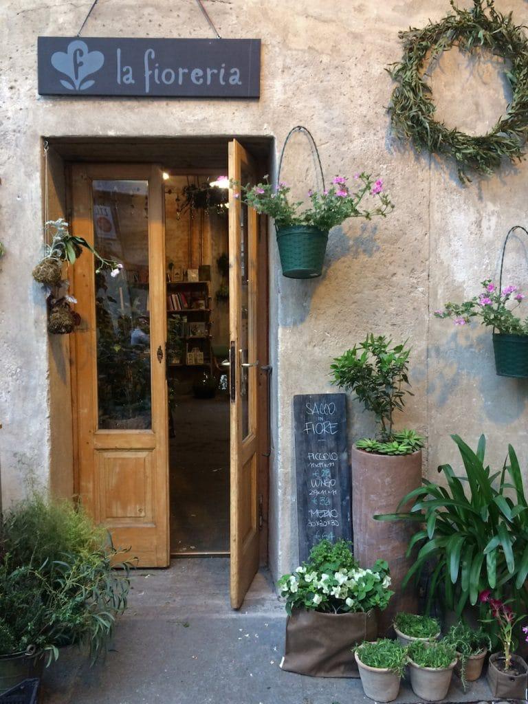 Fioristi a Milano: La Fioreria Cuccagna