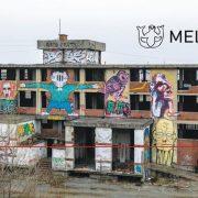 Eventi di gennaio a Milano: La Fabbrica della Street Art, L'esperienza del Castello di Zak