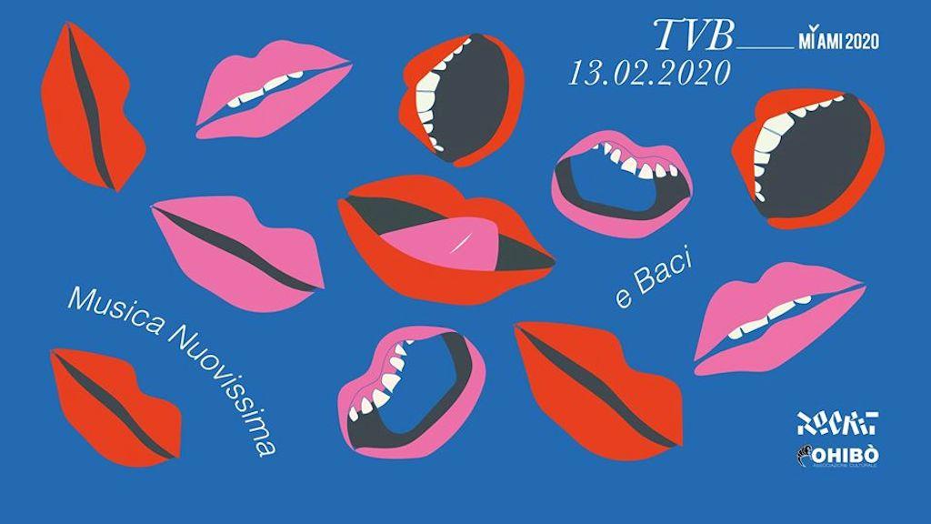 Eventi di febbraio a Milano: MiAmi TVB