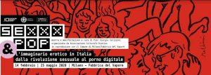 Mostre di febbraio a Milano: Sexxx & Pop