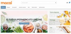 Spesa online a Milano: Macai