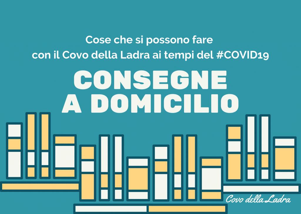 Libri a domicilio a Milano: Covo della Ladra