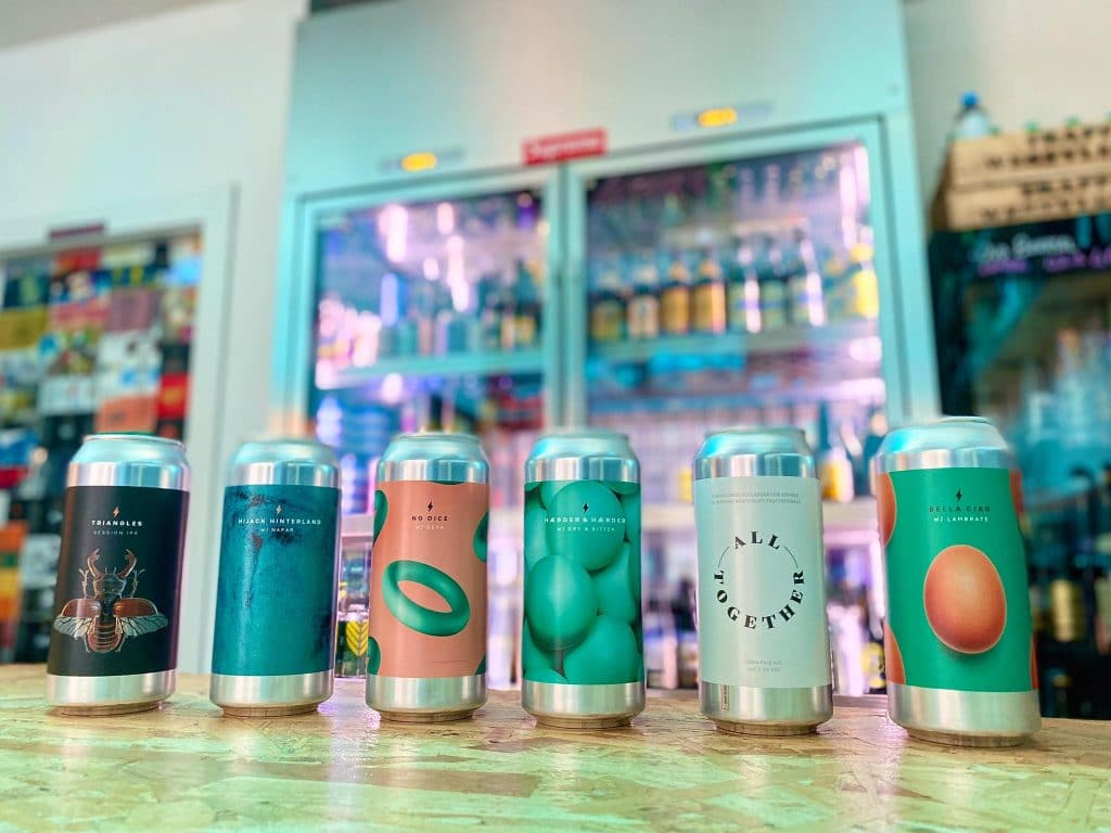 Birra a domicilio: Shallo