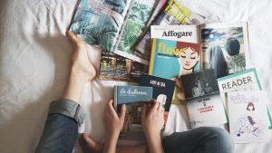 libri a domicilio a Milano