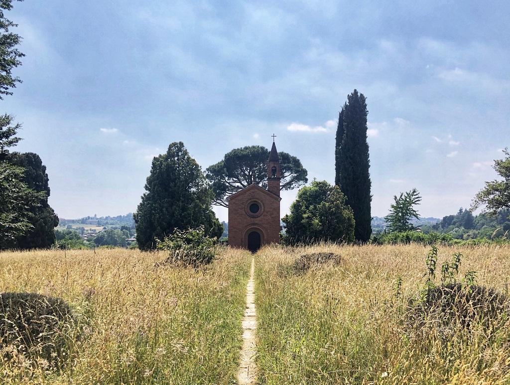 Passeggiate in Lombardia nella natura: Tenuta Pomelasca