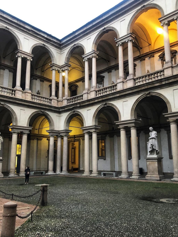 Musei di Milano: la Pinacoteca di Brera