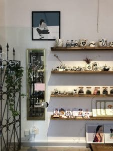 Concept store a Milano: Isola Lab