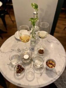Tannico Wine Bar: aperitivo