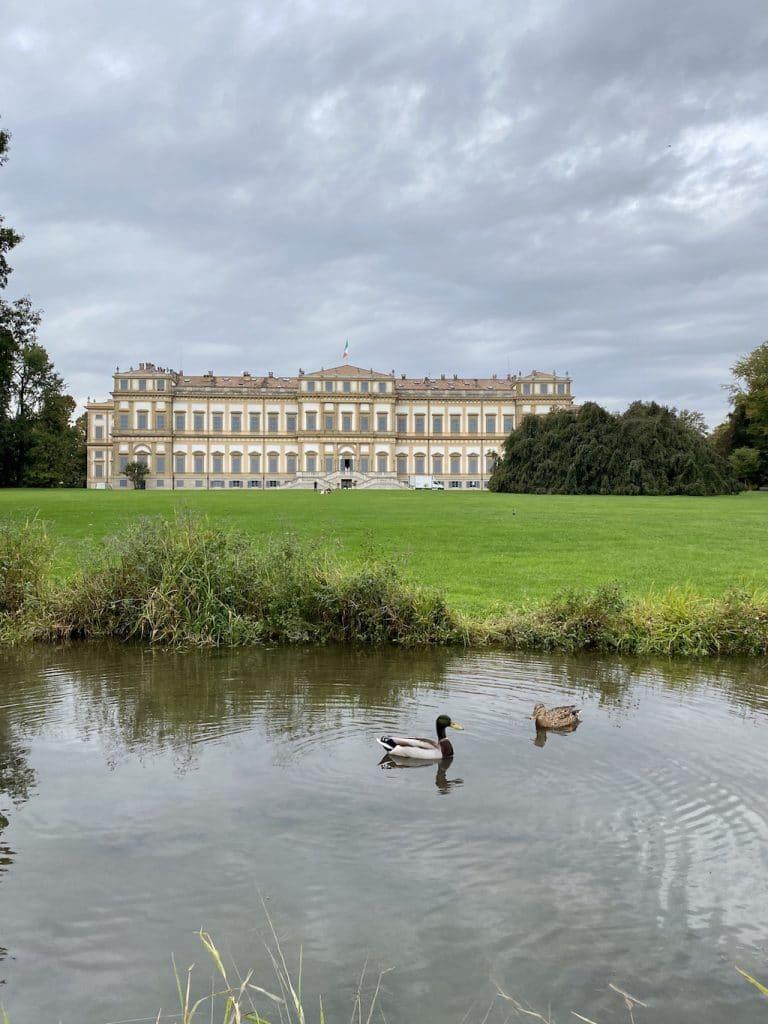 Parco di Monza e Villa Reale