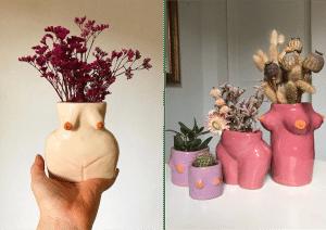Brand artigianali di oggetti per la casa: Boobie Stories