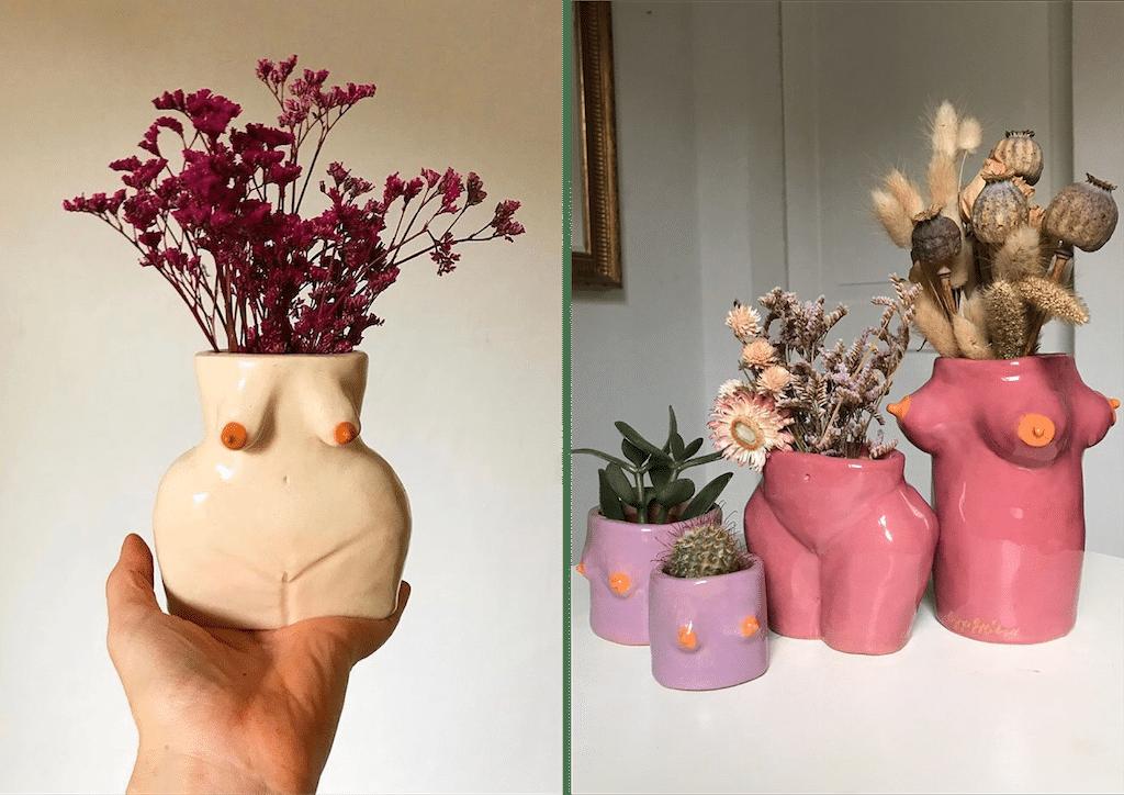 Artigiani italiani di oggetti per la casa: Boobie Stories