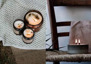 Brand artigianali di oggetti per la casa: Cera Una Bolla