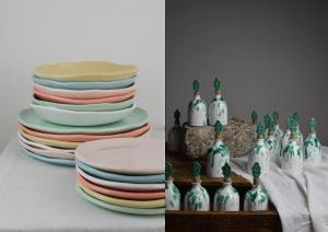 Brand artigianali di oggetti per la casa: Claydès Art & Ceramic
