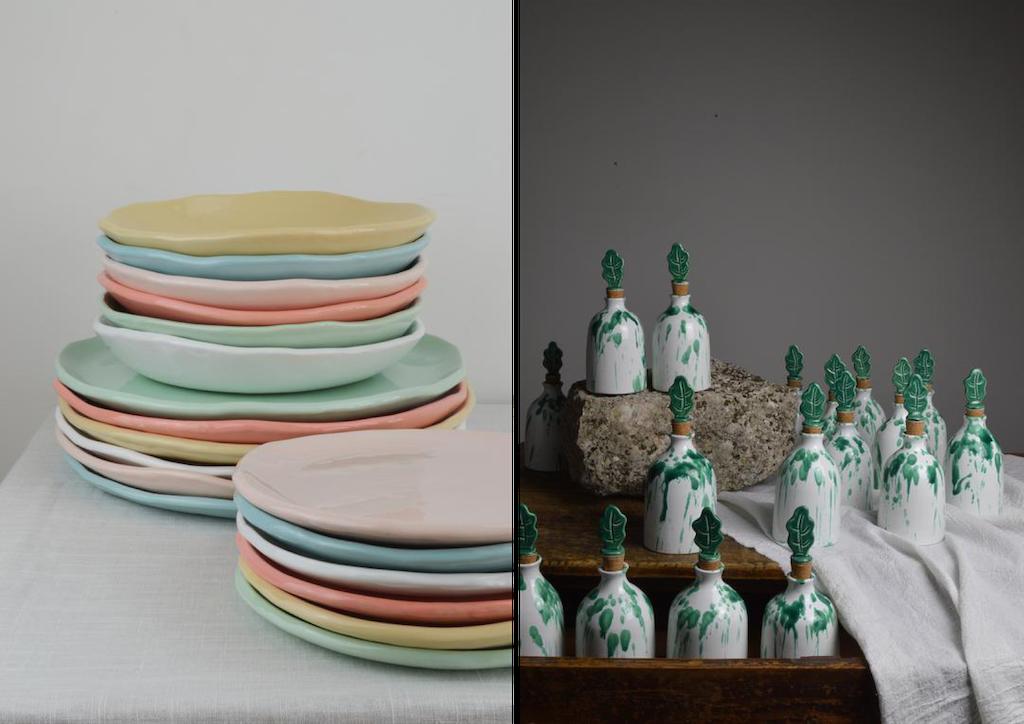 Artigiani italiani di cose per la casa: Claydès Art & Ceramic