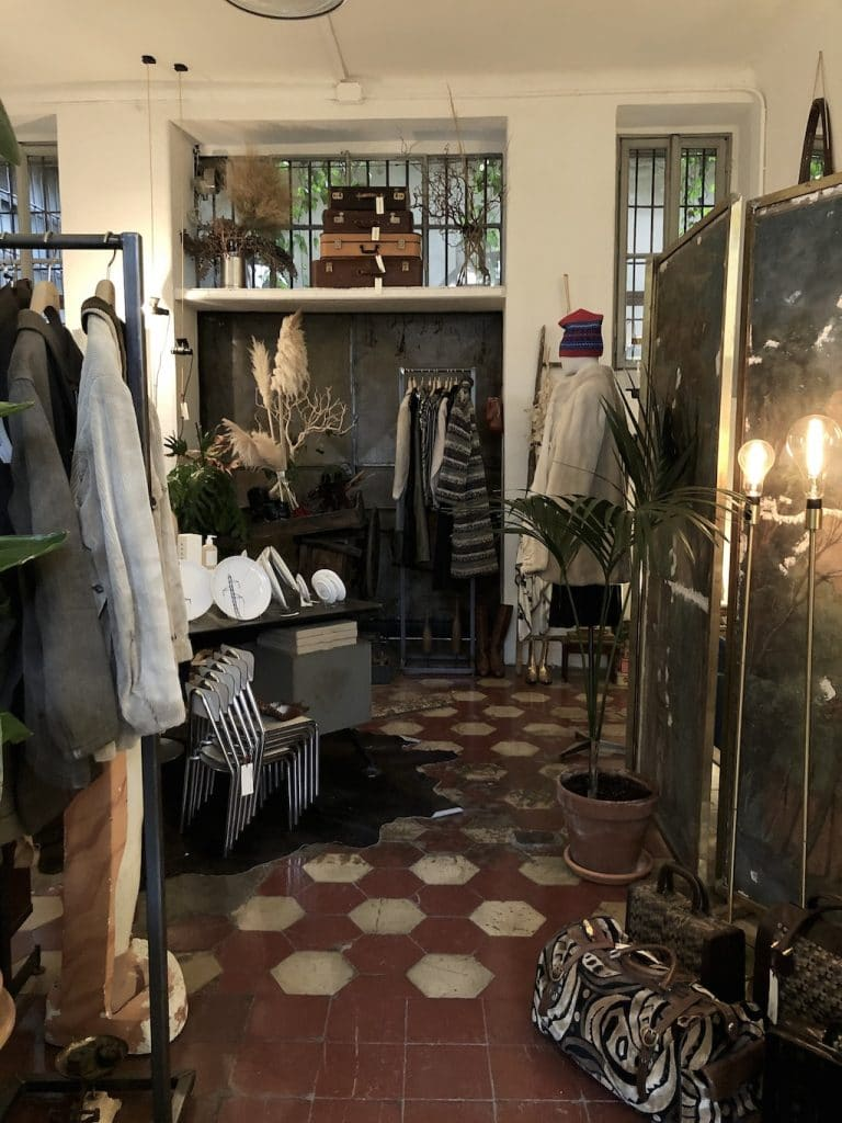 Concept store a Milano: The Cloister