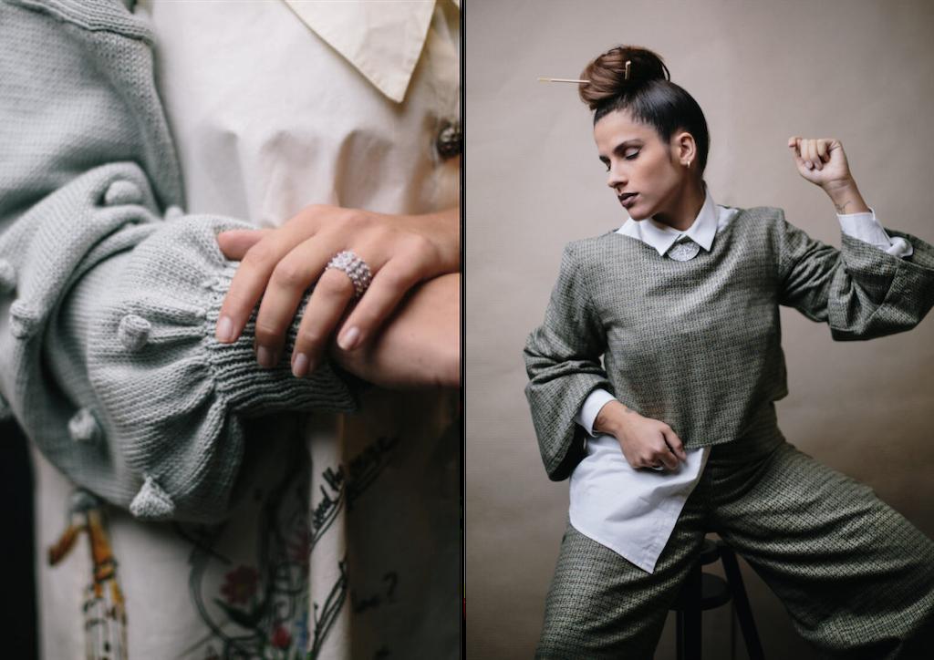 Moda sostenibile: Alessandra Curreli