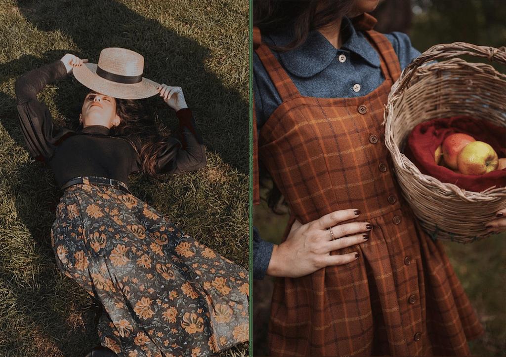Abbigliamento artigianale: Carolina Emme