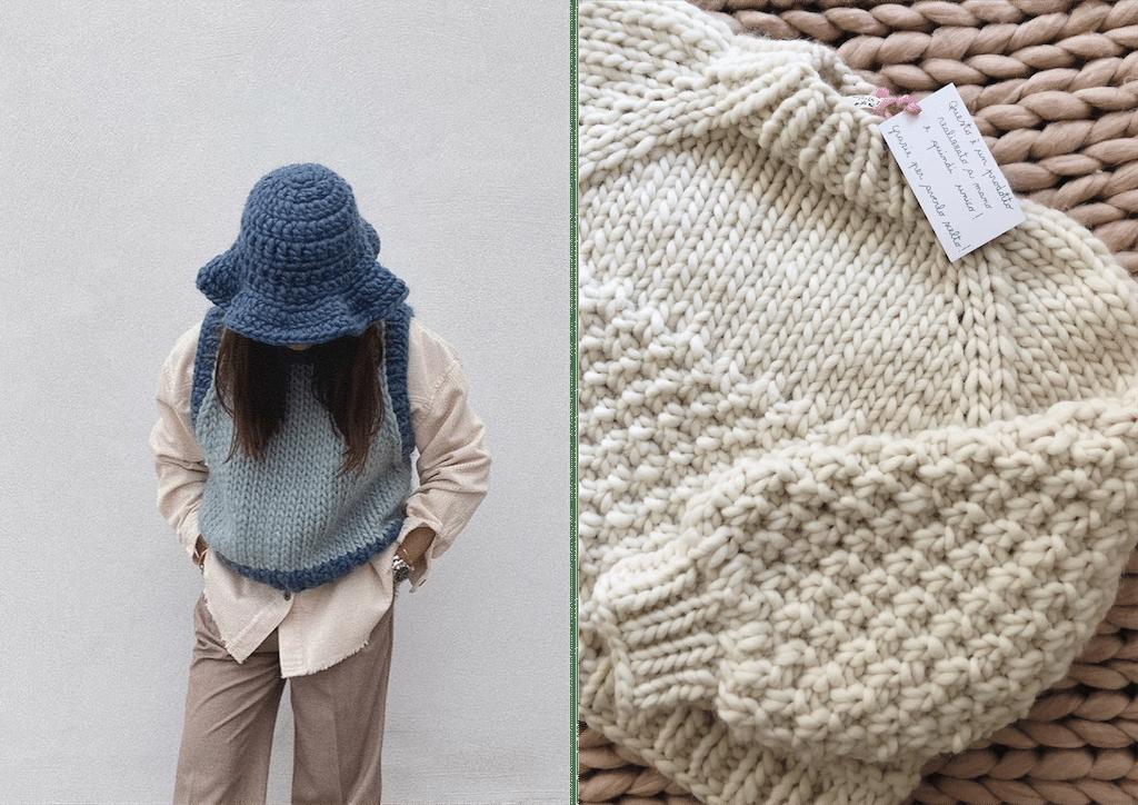 abbigliamento artigianale: Le Nereidi