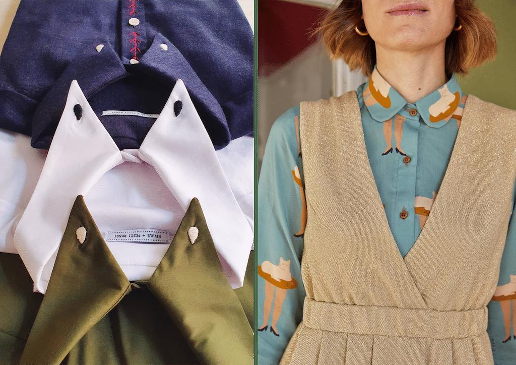 Moda sostenibile: Nivule + Pesci Rossi