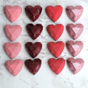 Regali San Valentino: cioccolatini Charlotte Dusart