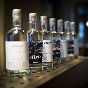 Gin italiani artigianali: Elixir