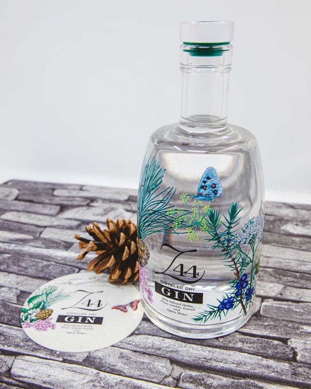 Gin italiani artigianali: Z44
