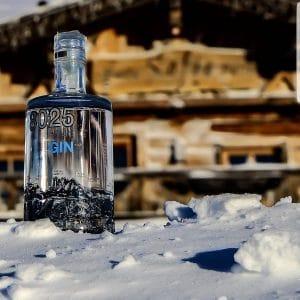 Gin italiani artigianali: 8025