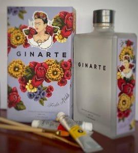Gin italiani artigianali: Ginarte