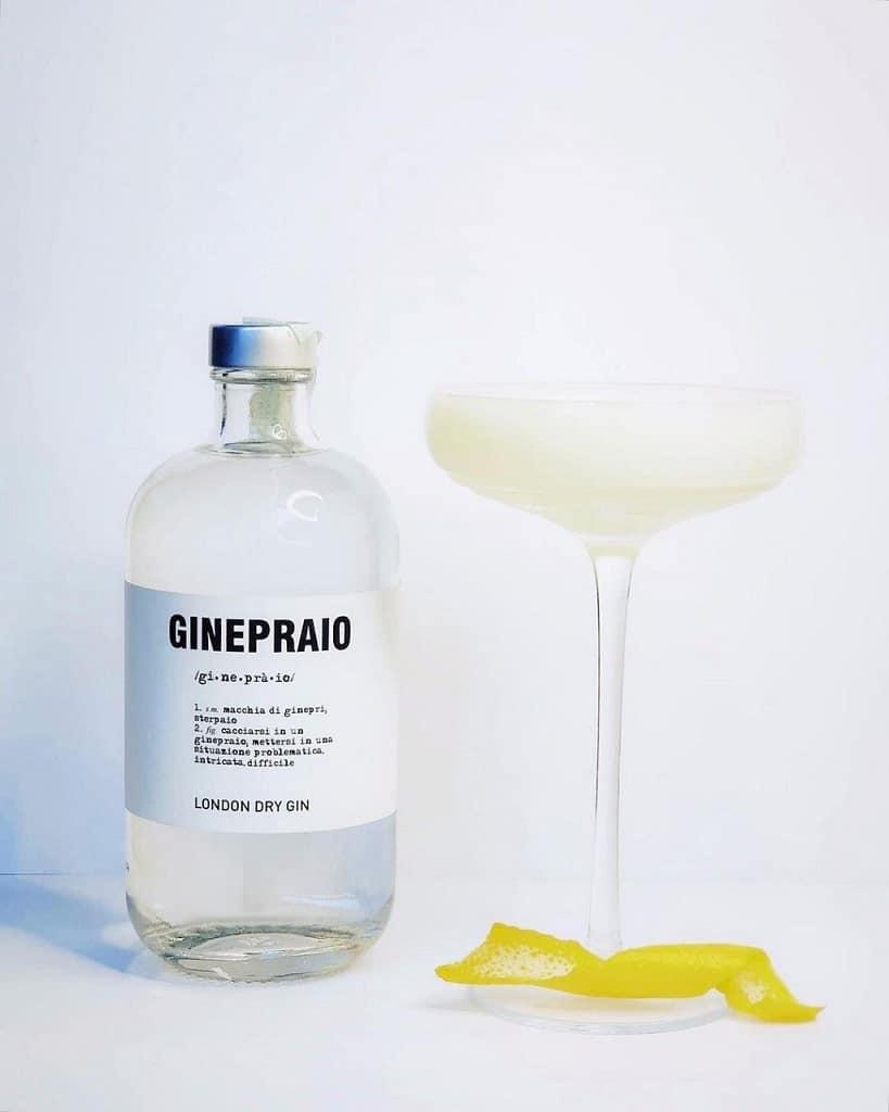 Gin italiani artigianali: Ginepraio