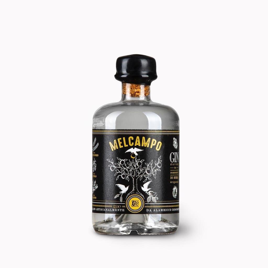 Gin italiani artigianali: Melcampo