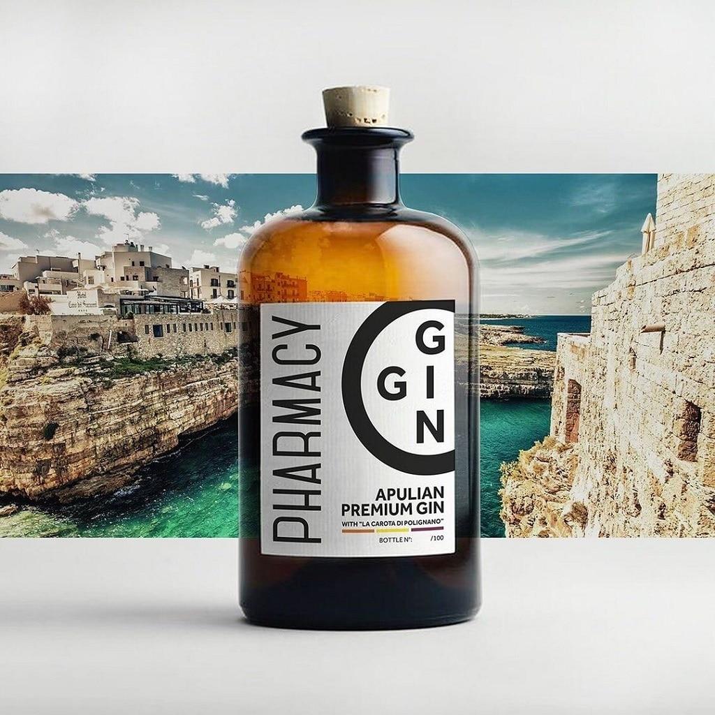 Gin italiani artigianali: Pharmacy