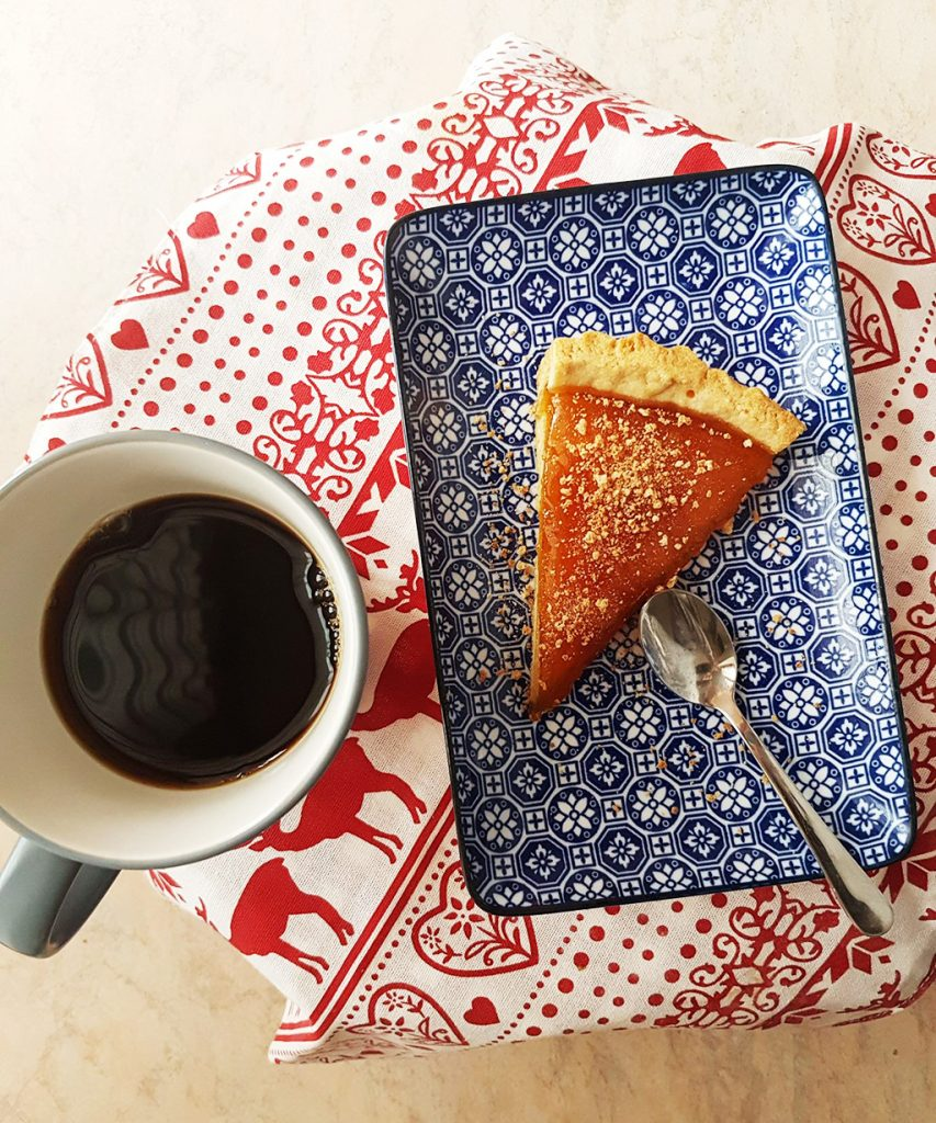 Dolci fatti in casa_crostata al caffè