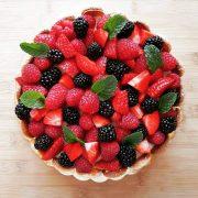 Dolci fatti in casa_torta alla frutta