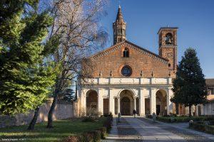 Abbazie in Lombardia: Abbazia di Chiaravalle