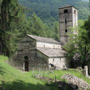 Abbazie in Lombardia: Abbazia di San Benedetto in Val Perlana