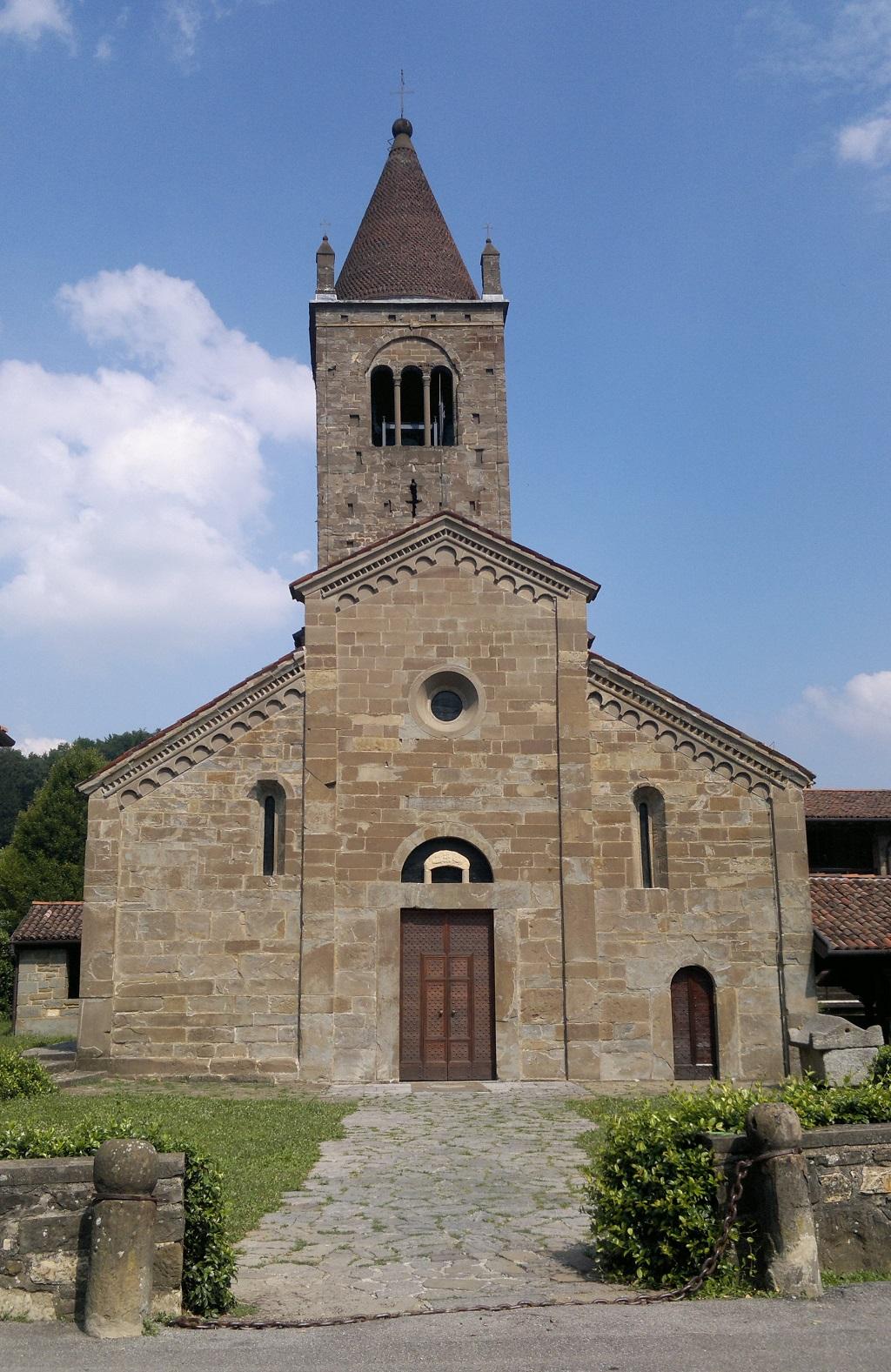 Abbazia di Sant'Egidio in Fontanella